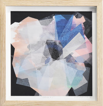 Nebula #1 mini framed limited edition print