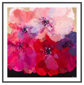 Pink Intuition Large framed limited edition print