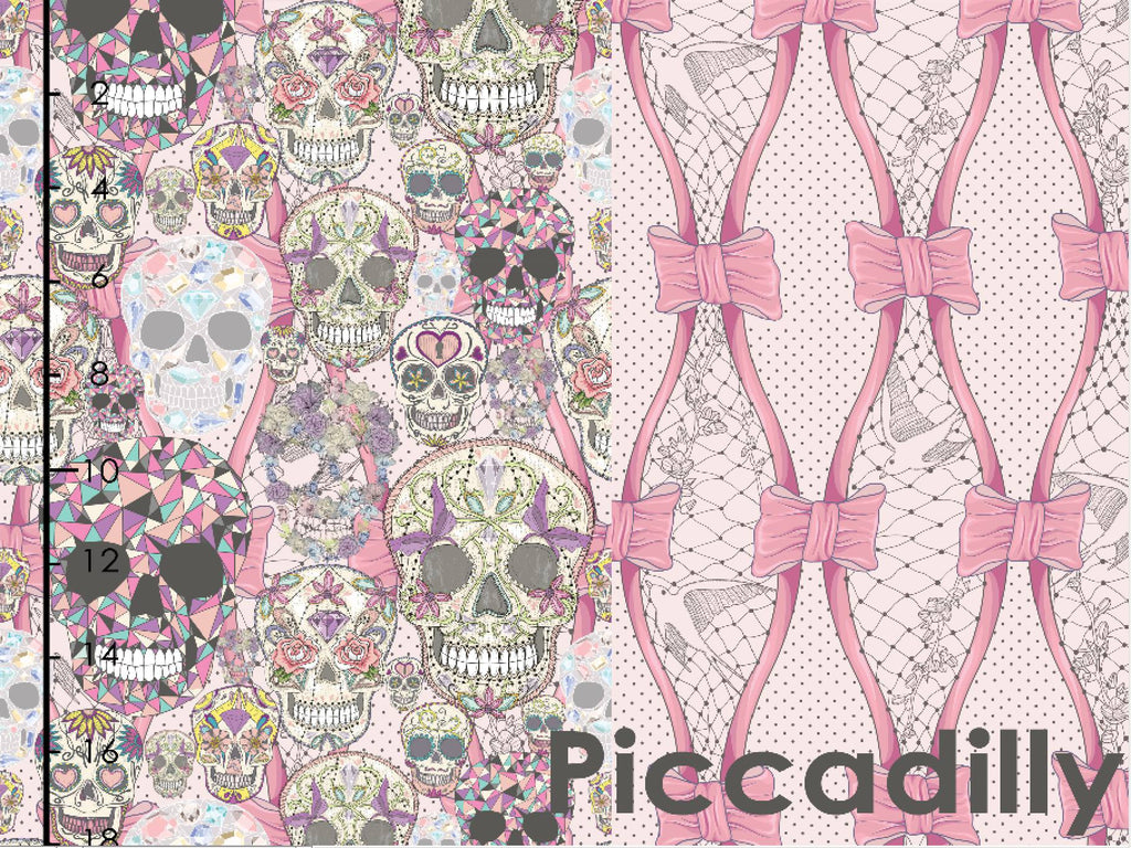 Skulls and Bows & Skulls and Bows Lace