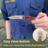 Kids Pocket Knife and Survival Kit