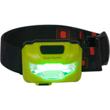 Green Horticultural Headlamp