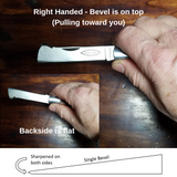 Grafting Knife - Choose Left or Right Handed