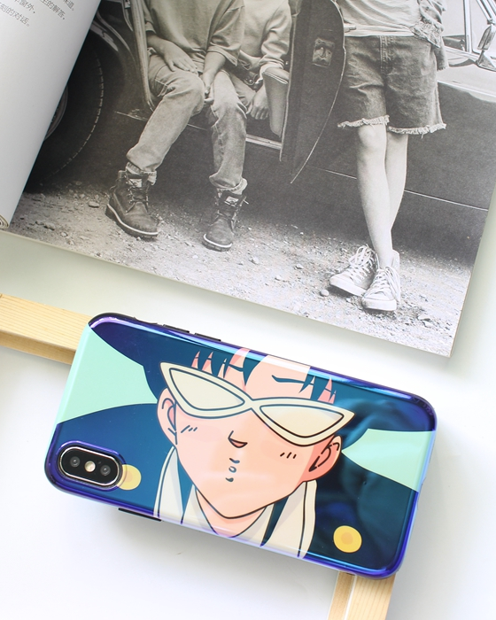 Kissy Sailor Iphone Case - MAGIC PERIOD