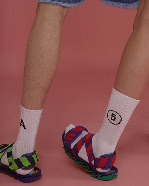 The Ader Error Socks - MAGIC PERIOD