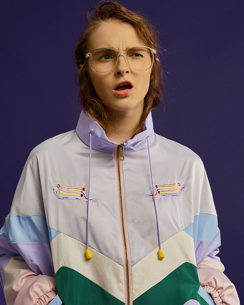 Pastel Windbreaker - MAGIC PERIOD