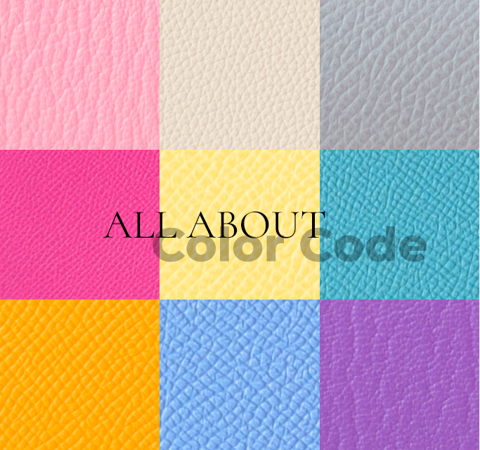 All About Color Codes!