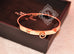 Hermes Rose Gold Collier de Chien Bracelet CDC Bangle Cuff SH - New - MAISON de LUXE - 1