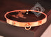 Hermes Rose Gold Collier de Chien Bracelet CDC Bangle Cuff SH - New - MAISON de LUXE - 3