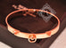 Hermes Rose Gold Collier de Chien Bracelet CDC Bangle Cuff SH - New - MAISON de LUXE - 4