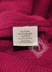 Hermes Men's Rose Indien Gray Cashmere Wool Sweater L - New - MAISON de LUXE - 5