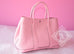 Hermes Pink Rose Sakura Leather 36 Garden Party Handbag - New - MAISON de LUXE - 2