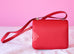 Hermes Rouge Casaque Red Epsom Constance MM 24/25 Handbag - New - MAISON de LUXE - 5