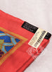Hermes Cashmere 140 GM Collections Imperiales Rouge Jaune Lagon Shawl Scarf - New - MAISON de LUXE - 3