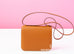 Hermes Gold Brown Constance Mini 18/19 Handbag