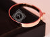 Hermes Rose Gold 4 Diamond Kelly Bracelet Bangle Cuff SH - New - MAISON de LUXE - 9