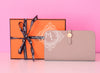 Hermes Gris Tourterelle Dogon Duo Combined Long Wallet Clutch - New - MAISON de LUXE - 1