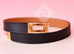 Hermes Noir Black Leather Kelly Double Tour Bracelet S - New - MAISON de LUXE - 5