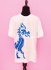 Hermes Men's Dragon Imprime Place T-Shirt M