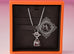 Hermes 925 Solid Silver Kelly Charm Pendant Necklace - New - MAISON de LUXE - 5