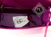 Hermes 5P Pink Rose Shocking Anemone Sellier Chevre Kelly 28 Handbag - New - MAISON de LUXE - 13