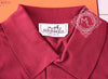 Hermes Men's Sports Rouge H Red Polo Shirt Medium - New - MAISON de LUXE - 2