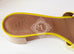 Hermes Womens Jaune Citron Yellow Oasis Sandal Slipper 36.5 Shoes - New - MAISON de LUXE - 3