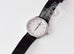 Hermes Diamond Arceau Watch GM Black Crocodile Strap - New - MAISON de LUXE - 6