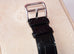 Hermes Diamond Arceau Watch GM Black Crocodile Strap - New - MAISON de LUXE - 9
