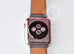 Hermes 38 mm Etain Gray Apple Watch Double Tour Bracelet - New - MAISON de LUXE - 5