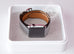 Hermes 38 mm Etain Gray Apple Watch Double Tour Bracelet - New - MAISON de LUXE - 2
