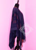Hermes Blue Grey Rocabar Poncho Cape Shawl Top - New - MAISON de LUXE - 2