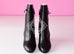 Hermes Womens Black Joueuse Kelly Boots 37 Shoes - New - MAISON de LUXE - 3