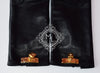Hermes Black Noir Soya Kelly Lambskin Gloves 6.5 - New - MAISON de LUXE - 3