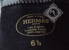 Hermes Black Noir Soya Kelly Lambskin Gloves 6.5 - New - MAISON de LUXE - 5