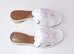Hermes Womens White Oasis Sandal Slipper 36 Shoes - New - MAISON de LUXE - 2