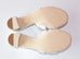 Hermes Womens White Oasis Sandal Slipper 36 Shoes - New - MAISON de LUXE - 5