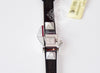 Hermes Pave Diamond Medor CDC Black Crocodile Watch Bracelet - New - MAISON de LUXE - 22