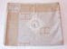 Hermes Large Camomille Beige Wool Cashmere H Avalon Blanket - New - MAISON de LUXE - 6