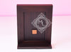 Hermes Classic Pleiade Gold Leather Photo Frame - New - MAISON de LUXE - 4