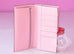 Hermes Rose Sakura Bougainvillea Lizard Pink Bearn Long Wallet - New - MAISON de LUXE - 6