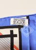 Hermes Silk 70 cm Blue Sports D'Hiver Scarf - New - Sale Item - MAISON de LUXE - 6