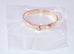 Hermes Rose Gold Collier de Chien Bracelet CDC Bangle SH - New - MAISON de LUXE - 13