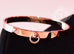 Hermes Rose Gold Collier de Chien Bracelet CDC Bangle SH - New - MAISON de LUXE - 6