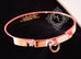 Hermes Rose Gold Collier de Chien Bracelet CDC Bangle SH - New - MAISON de LUXE - 4