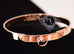 Hermes Rose Gold Collier de Chien Bracelet CDC Bangle SH - New - MAISON de LUXE - 5