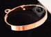 Hermes Rose Gold Collier de Chien Bracelet CDC Bangle SH - New - MAISON de LUXE - 9