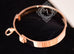 Hermes Rose Gold Collier de Chien Bracelet CDC Bangle SH - New - MAISON de LUXE - 10