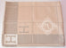 Hermes Large Camomille Beige Wool Cashmere H Avalon III Blanket - New - MAISON de LUXE - 5