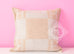 Hermes Classic Camomille Wool Cashmere Avalon Cushion Pillow - New