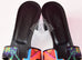 Hermes Womens Noir Modernisme Tropical Oasis 36.5 Shoes